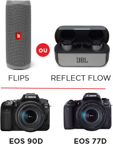JBL and Canon kit 3